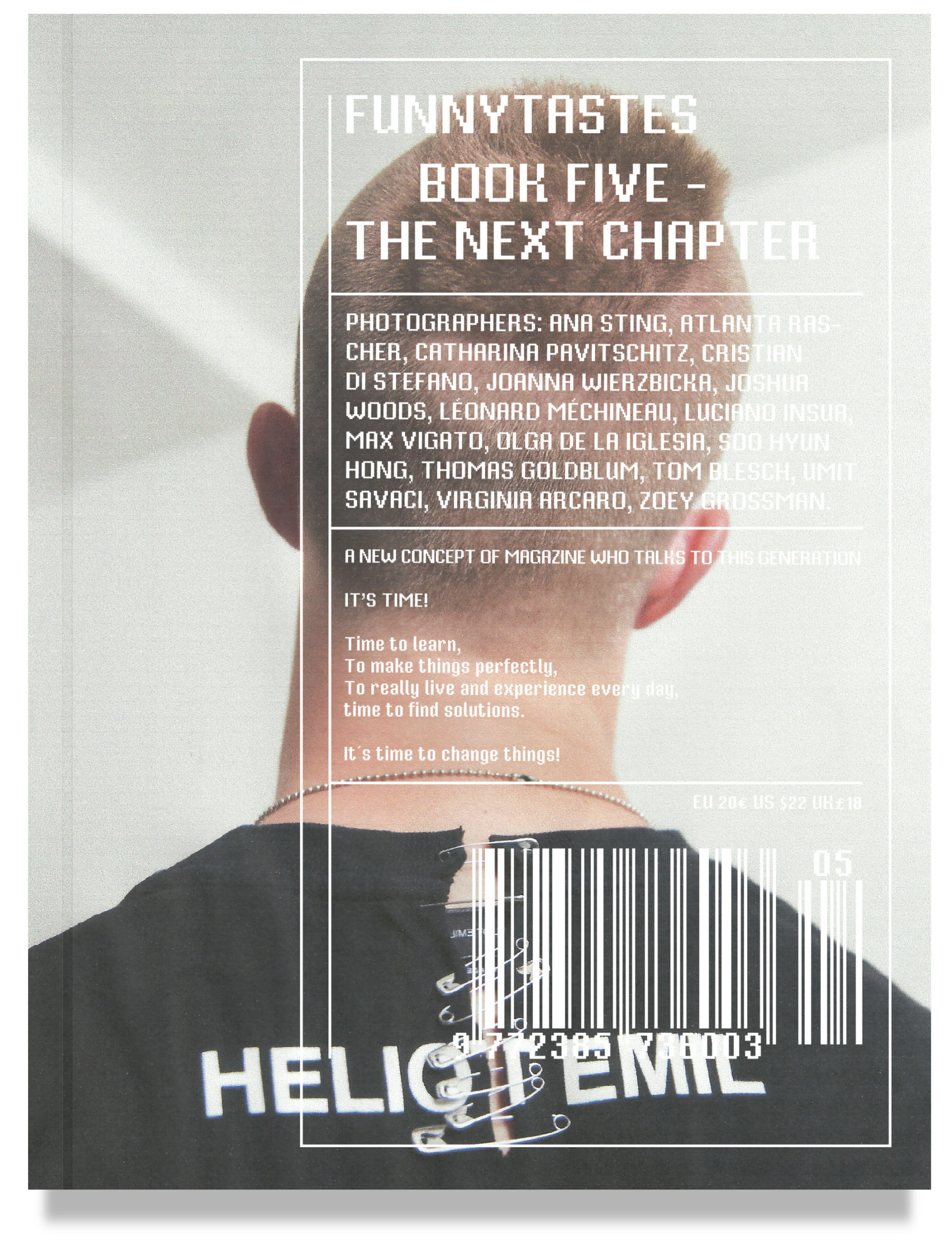 Funnytastes Magazine Book Five